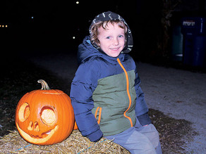 Kingsville wraps up Halloween with annual Pumpkin Parade