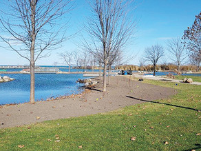 Lakeshore's Lakeview Park undergoes environmental restoration