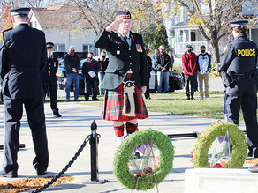Essex shows respect, gratitude to veterans