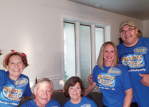 Chittle family trying to get earn a spot on Family Feud Canada