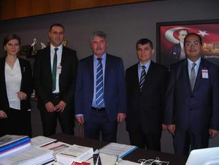 Dernek Yöneticilerimiz İlimiz  Milletvekillerini ziyaret etti