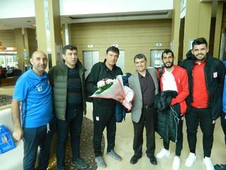Balıkesirspor BALTOK Ankara'da