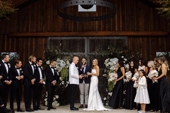 our wedding photographer was @justinaaro