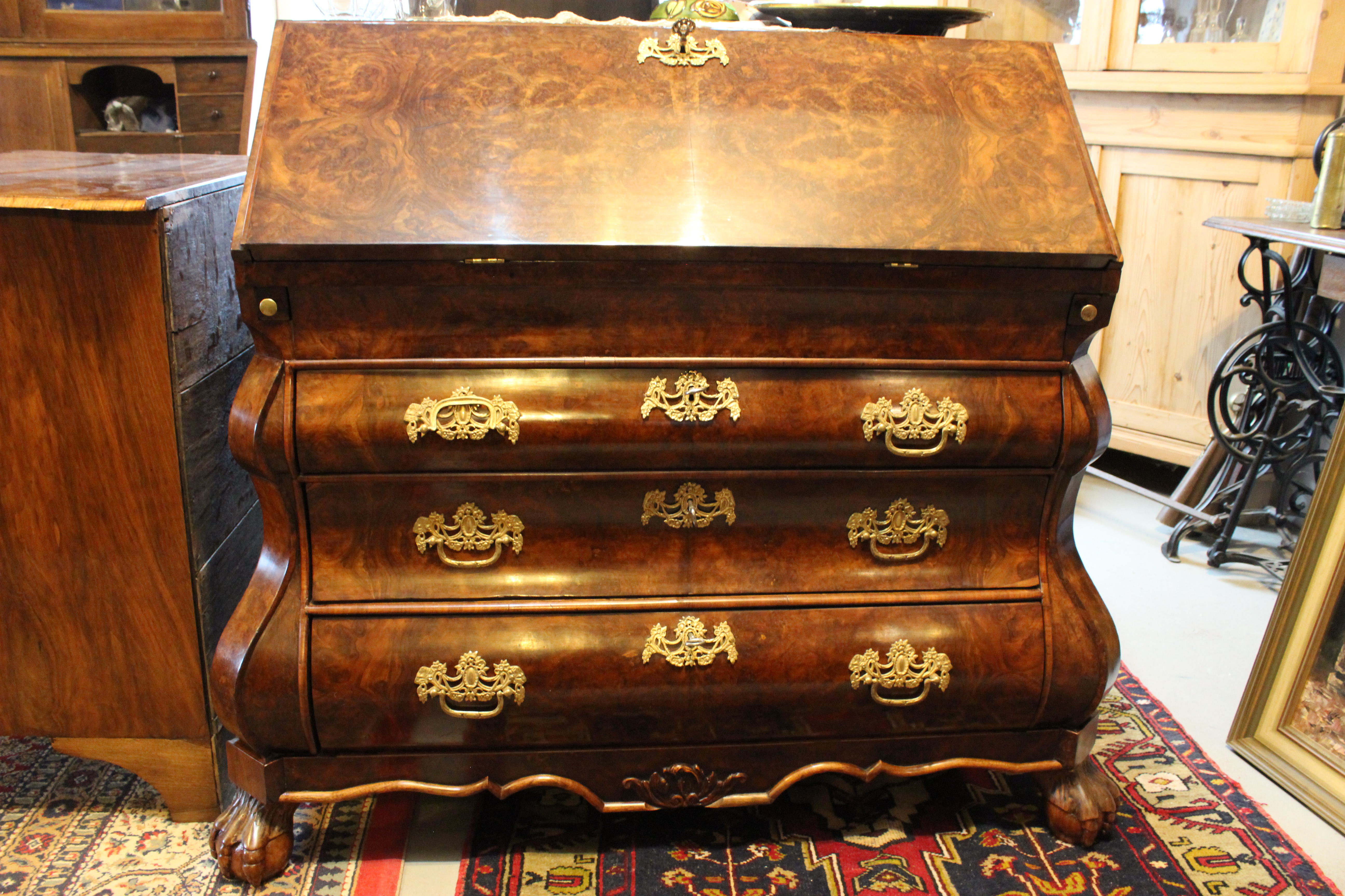 Antik Ostfriesland Verkauf Von Hochwertigen Antiken Möbeln