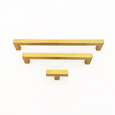 Bar Series Matte gold