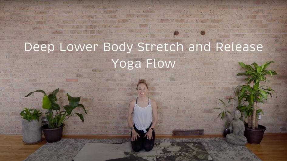 Artisan Farmacy Lower Body Stretch