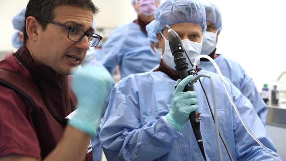 Urologist Jaime Landman, MD - Richard Wolf Medical Instruments