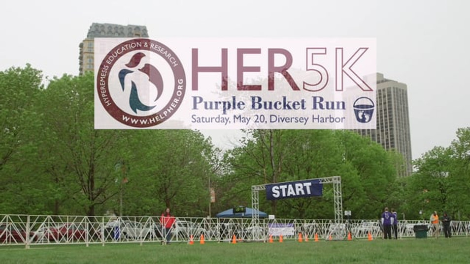 HER 5K Purple Bucket Run