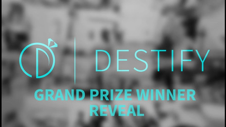 Destify Grand Prize Winner Reveal