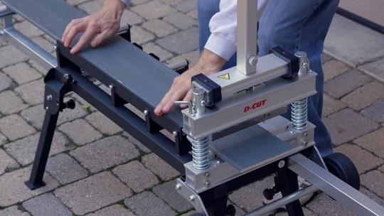D-Cut Cement Cutters