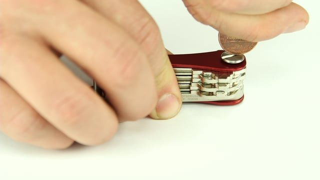Assembling Your KeySmart