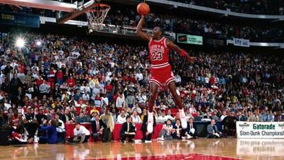Zen Michael Jordan Tribute at ComplexCon