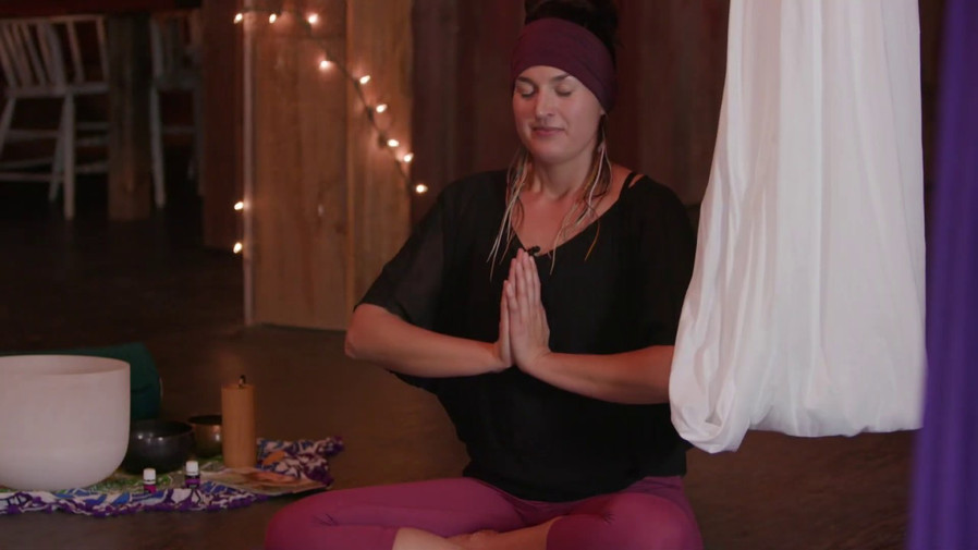 Aviana Restorative Aerial Yoga Teacher Training