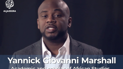 Yannick Marshall - Al Jazeera - Meet the US presidential candidates' 'blacks'