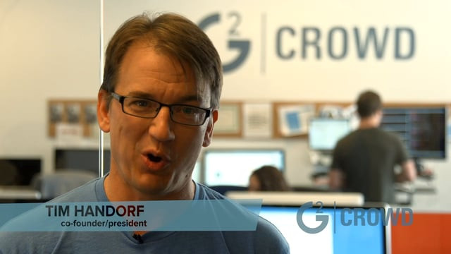 Working at G2 Crowd