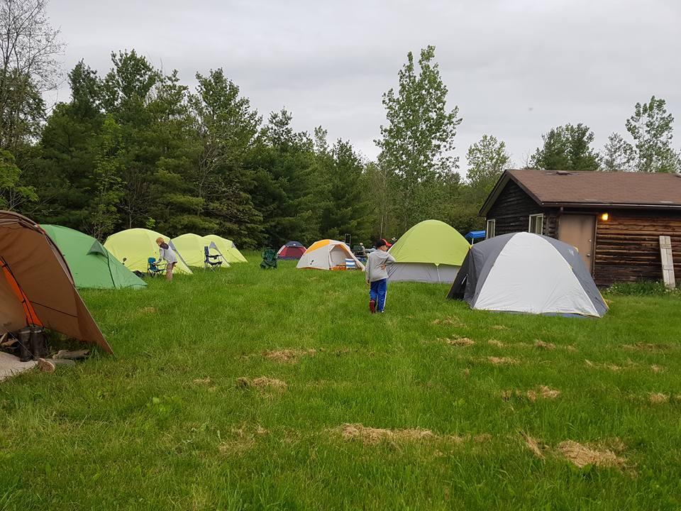 camping at nemo
