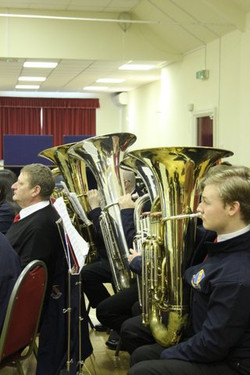 The Bass Section