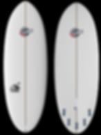 CBS SURFBOARDS - MODEL TANK