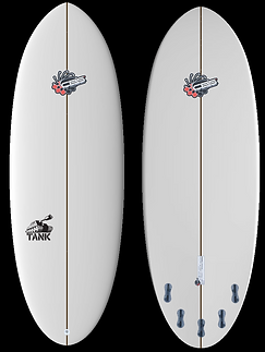 CBS SURFBOARDS - MODEL TANK