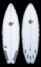 CBS SURFBOARDS - VIPERFISH MODEL