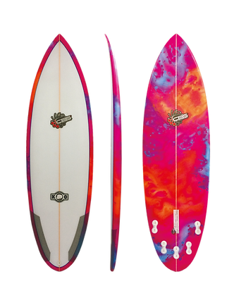 "CBS SURFBOARDS - MODEL KnockOut - ""K.O."""