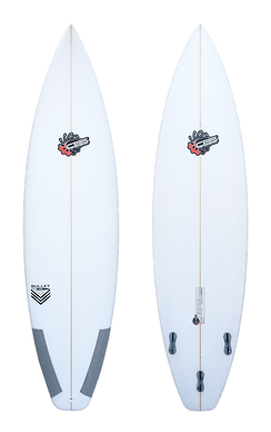 CBS SURFBOARDS - MODEL BULLET