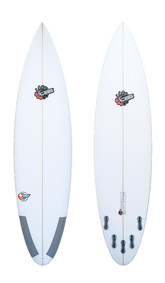 CBS SURFBOARDS - HYPERSONIC MODEL