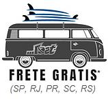 Frete Gratis SP, RJ, PR, SC, RS
