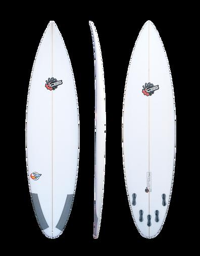 CBS SURF -  HYPERSONIC