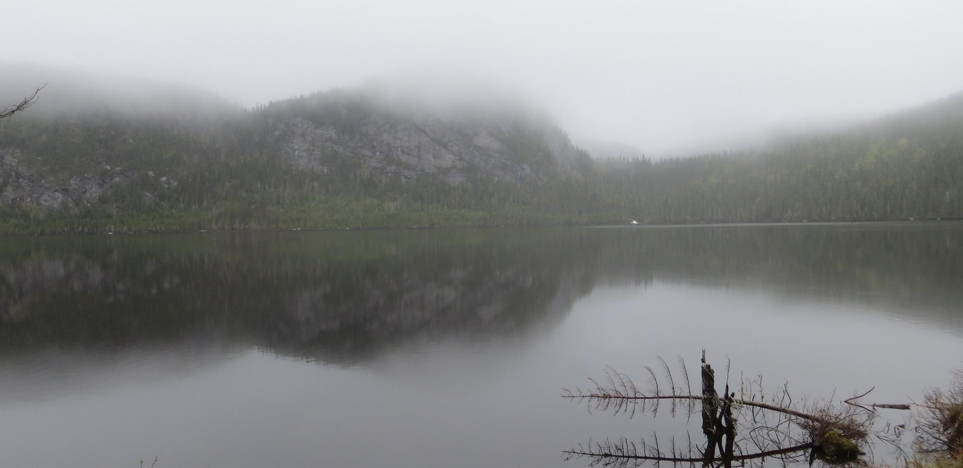 Lac-à-l'Écluse