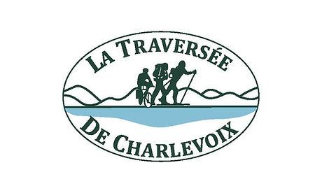 Logo ovale La Traversée de Charlevoix ve