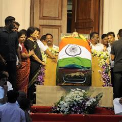Puratchi Thalaivi Dr. J. Jayalalithaa Amma's Death