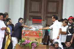 Kalaignar M. Karunanidhi Ayya Death