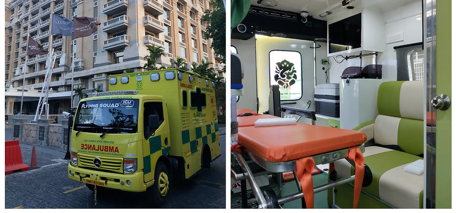 ICU Plus Ambulance