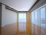 Instalação de pisos d madeira