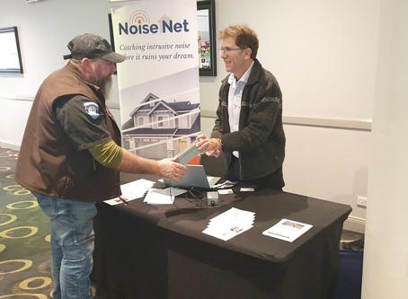 NoiseNet at Rangers Institute Workshop Sydney