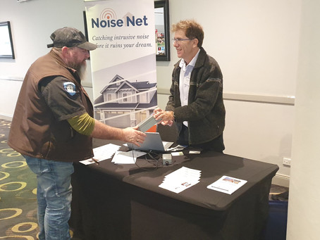 NoiseNet at Rangers Institute Workshop Sydney