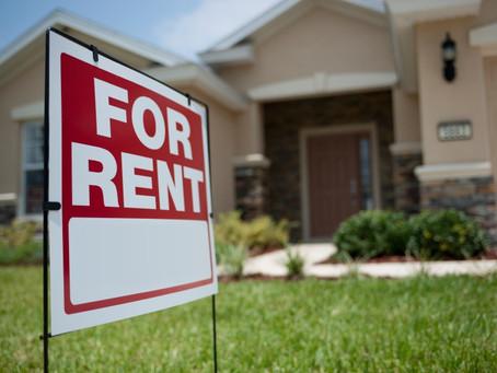 Leaving tenants and zero return