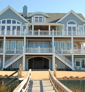 Creech Residence - Hood Herring Architecture - Wilmington, North Carolina