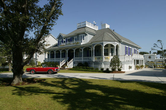 Dean Residence - Hood Herring Architecture - Wilmington, North Carolina