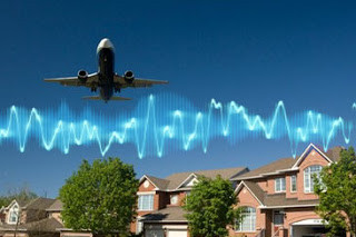 Aircraft noise is twice what is reported