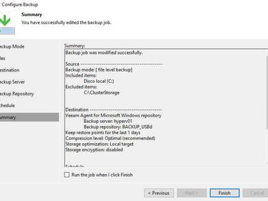 Veeam Agent para Microsoft Windows 2.0. Cómo respaldar servidores físicos