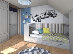 Pokój chłopca 2