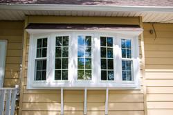 LARGE BOW WINDOW