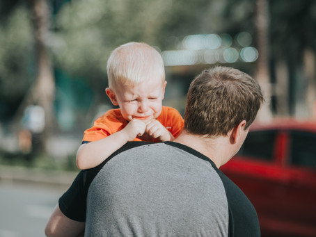 Tantrum or Meltdown: What makes them different and what am I meant to do ?