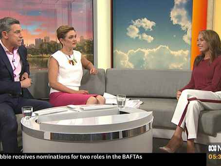 Managing children's emotional response to the Bushfire crisis - as seen on ABC News Breakfast