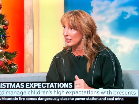 Managing Christmas Expectations - as seen on ABC News Breakfast