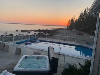 Sidanna Oceanfront Retreat.