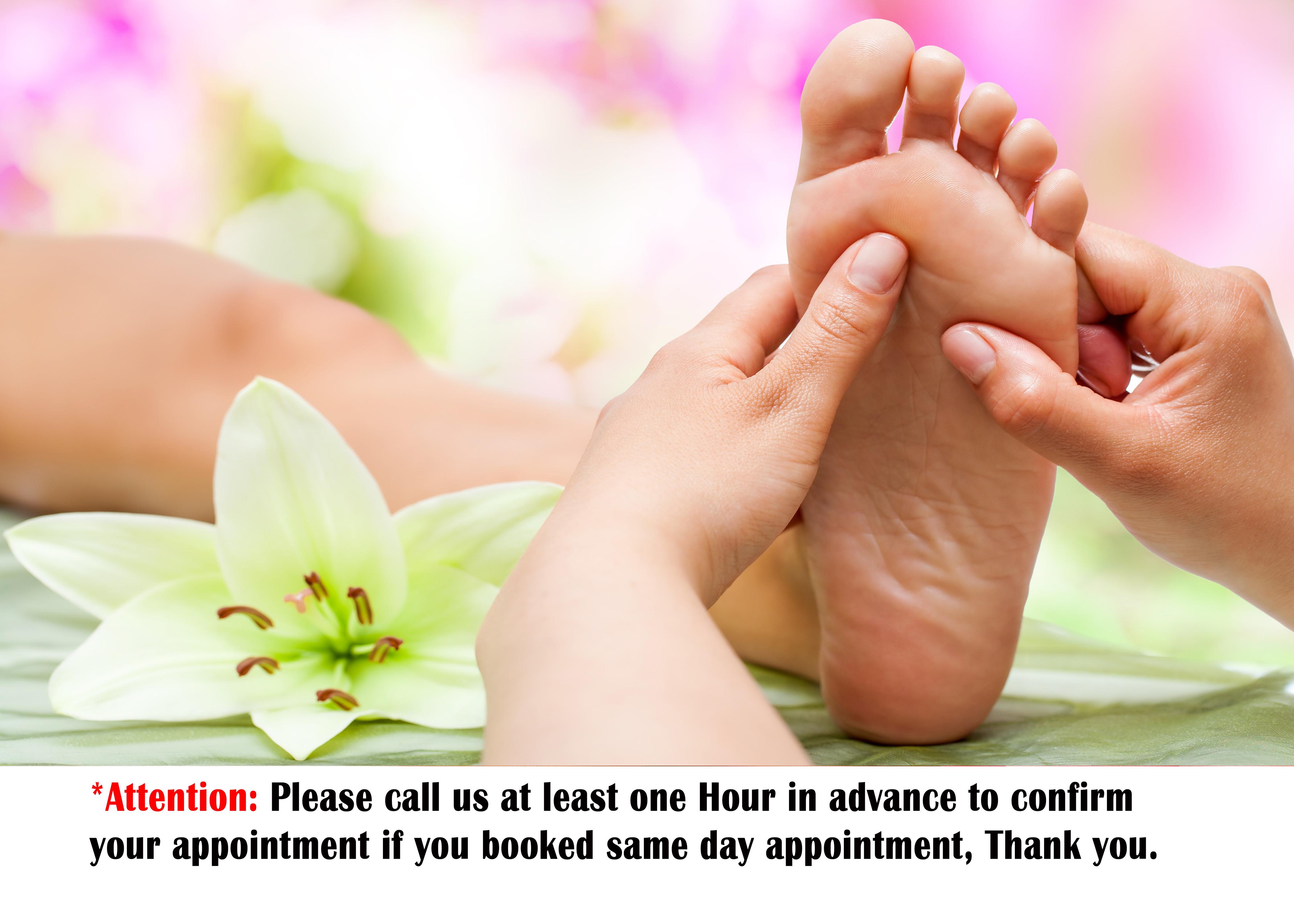 30 Mins Foot Massage