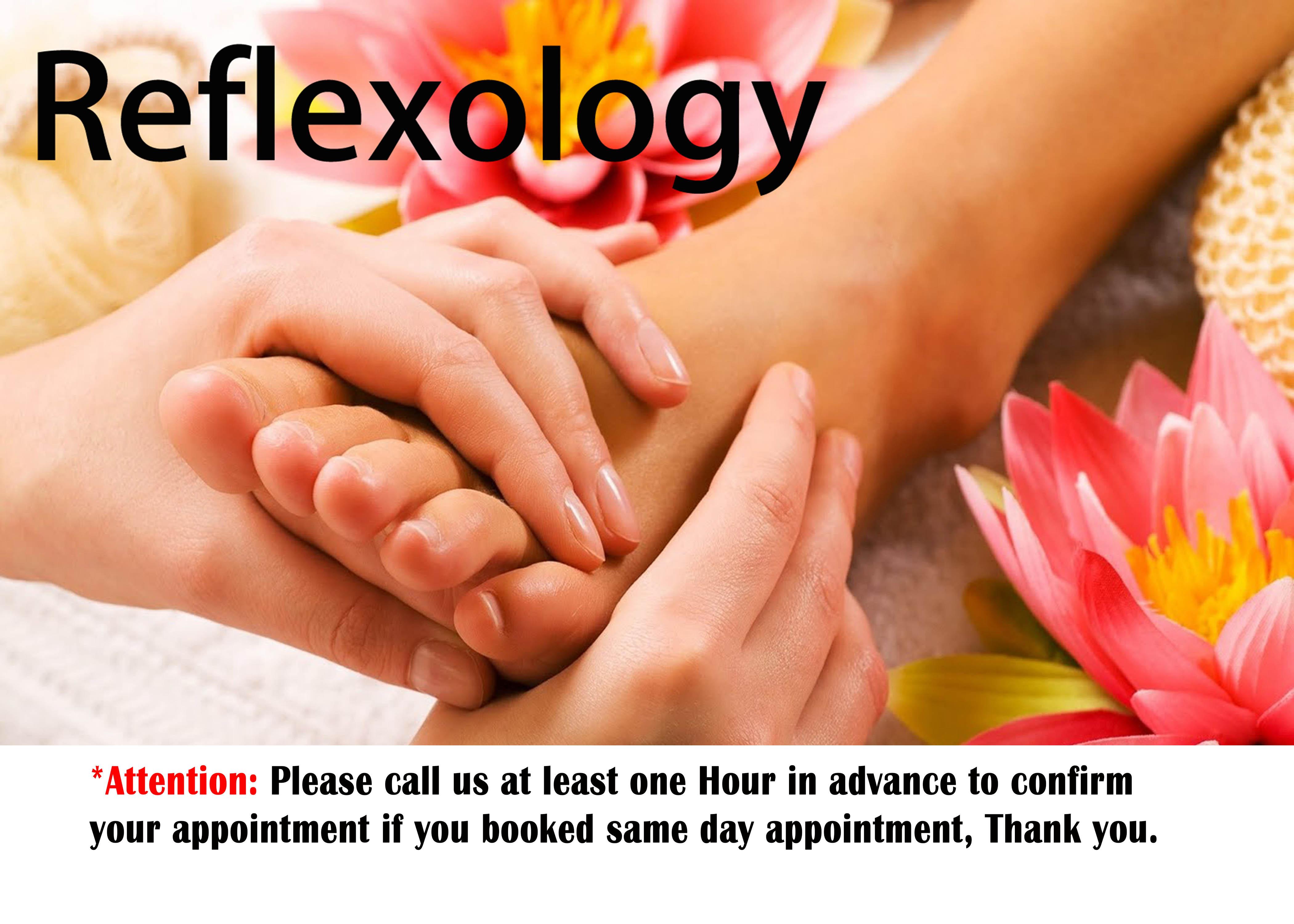 Reflexology & Body Massage Combo